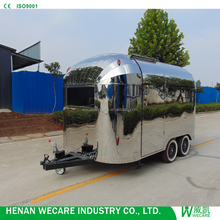 Top Quality Mobile Customized Food Trailer for Sale