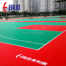 rubber running track surface plastic floor