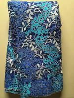 3d lace new york wholesale fabric lace net lace fabric dubai HYX0039