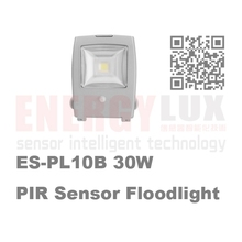 ES-PL10B pir motion sensor floodlight with waterproof outdoor