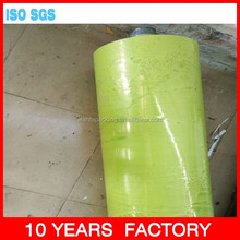 Wanfa Retail Good Quality Vci Yellow Wrapping Packaging Protective Plastic Film