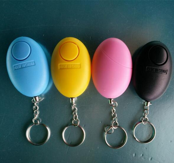New Arrival Portable Self Defense Security Keychain <strong>Alarm</strong> For Protecting Women Kids Elderly Personal Guard Safety <strong>Alarm</strong>