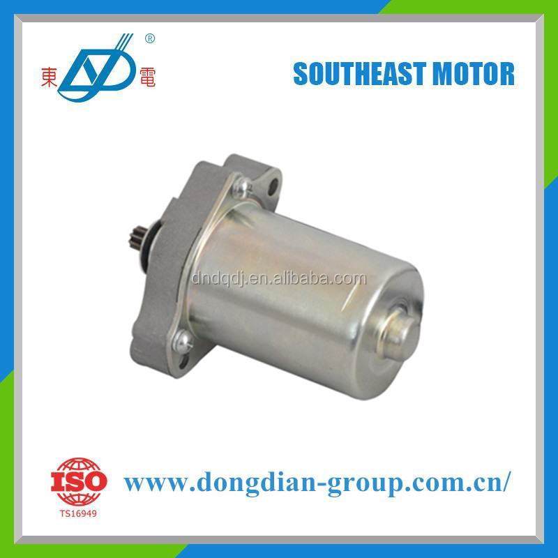 Factory high export quality GY6 electric motorcycle motor