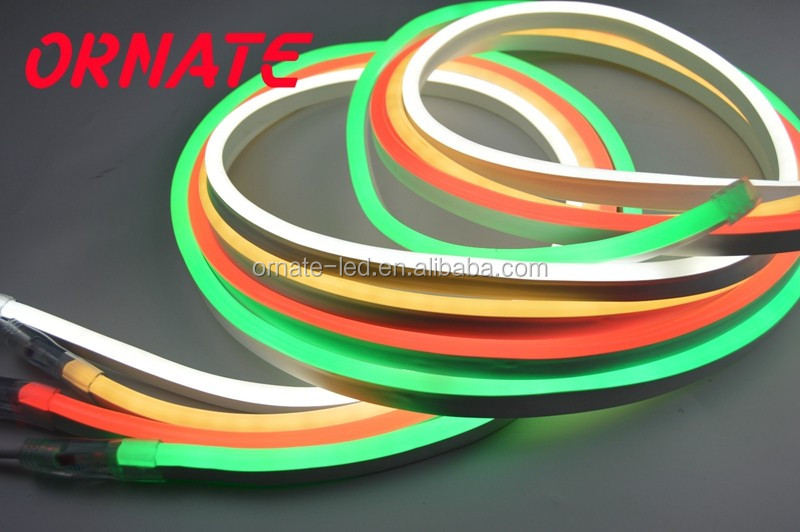 2016 new product led neon tube 2835 led flexible neon light
