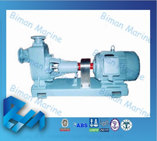 Horizontal 380V Self-priming Centrifugal Water Pump Specifications