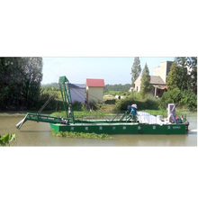 20 inch river sand pump cutter jet suction dredger price