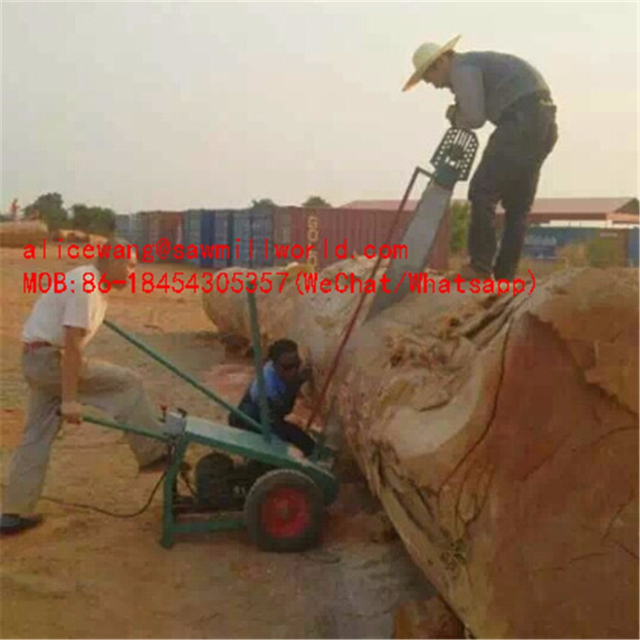wood slasher sawmill machine