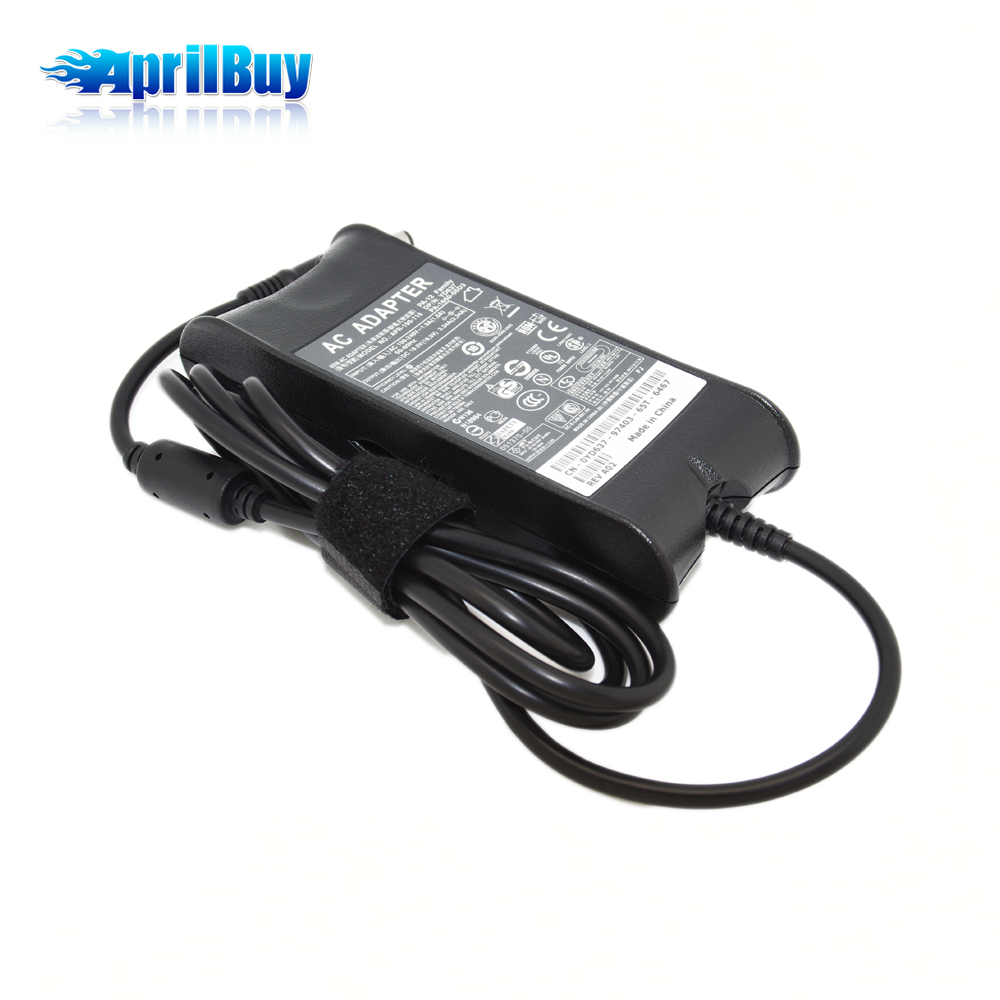Power Charger for Dell 19.5V 3.34A 65W PA-12 Family YD637 LA65NS1-00
