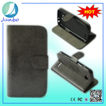 Innovative promotion custom cover wallet leather case for lg optimus g pro