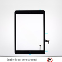 Factory price lcd display and digitizer touch scr for ipad air 2