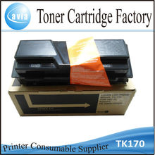 Black laser toner TK-170 for Kyocera copiers fs-1370DN
