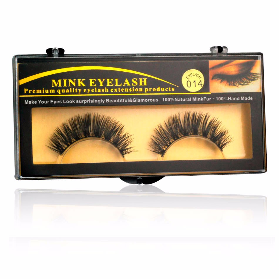 Private label strip lashes 3D faux mink eyelashes manufacturer