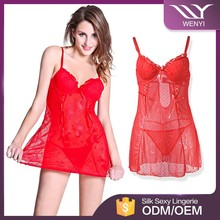 Alibaba wholesale fashionable new arrival sexy lingerie for teen girls