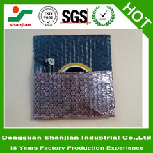 Anti static air plastic pouch for metal parts packing