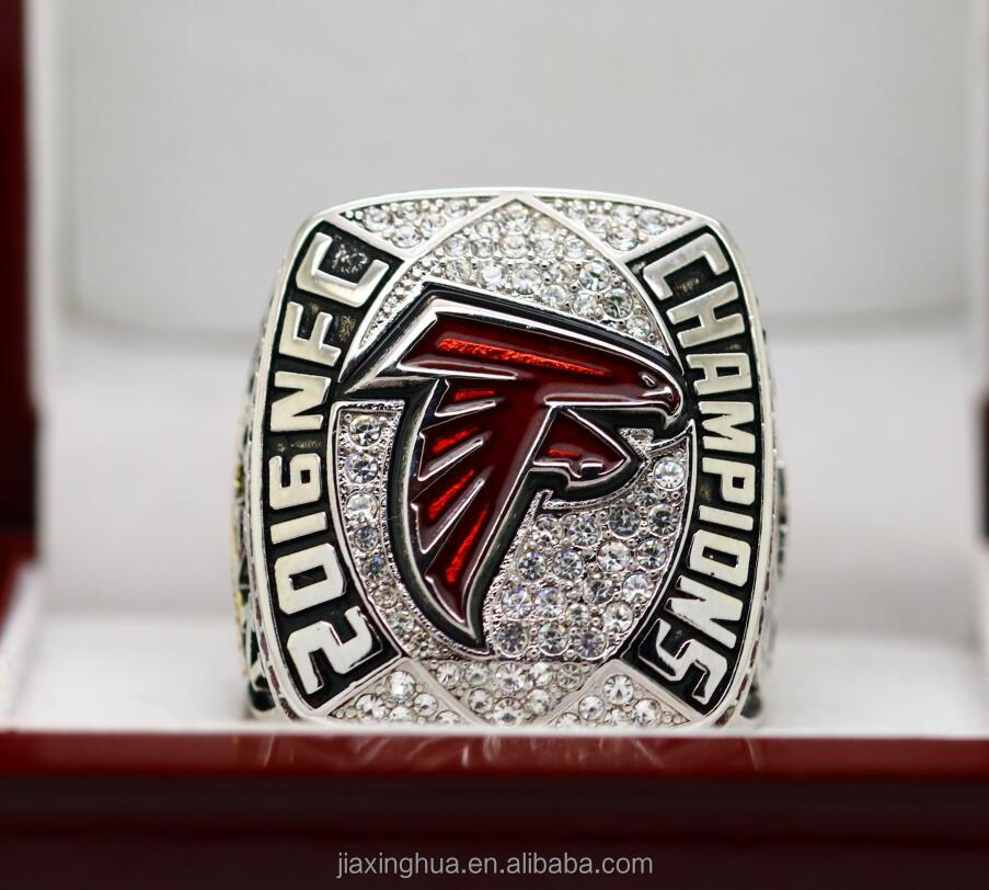 falcons nfc usa football championship ring design your own图片