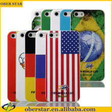 World Cup Brazil 2014 phone case for iPhone 5/5s