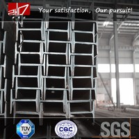 S235JR hot rolled i beam size steel i beam