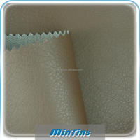 High abrasion PU artificial leather for chairs