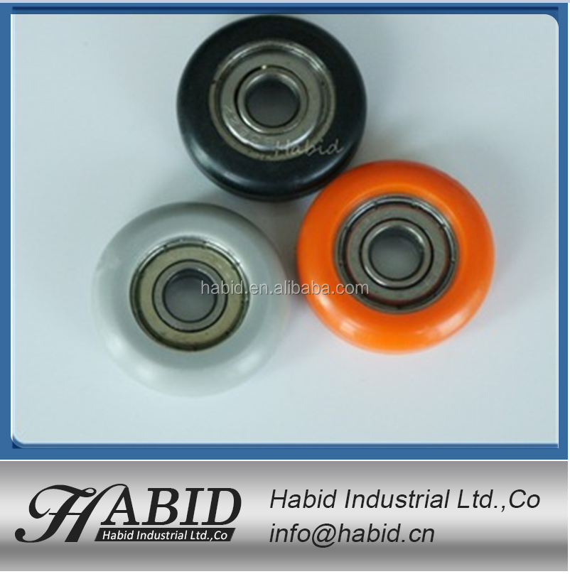608zz bearing plastic ball bearing with ball bearing price list from Habid