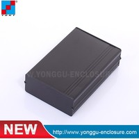 Best Quality For Extruded Electronic Aluminum Enclosure Aluminum Parts Die Casting Aluminum Enclosure