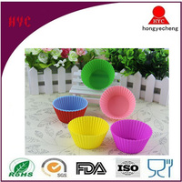 Rainbow Colored Tie Die Baking Cups Wedding or Birthday Party Silicone Cupcake Liners