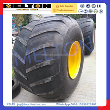 monster truck tire 66x43.00-25 tire+wheel with good price
