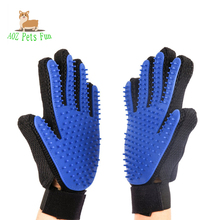 dog grooming glove remover ,HaWYyX pet washing cleaning bath brush
