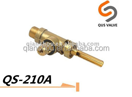QS 210A propane gas shut off range tops valve /cock oven /stove parts