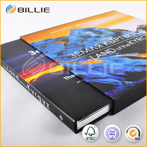 Top Supplier Of BILLIE Cheap Hardcover Book Printing Service