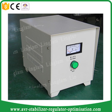 BK-1KVA single phase dry type isolation transformer 230V 60hz to 115V 60hz with copper coil/windings