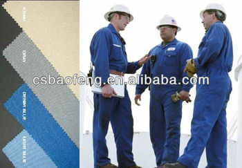 Aramid fabric, FR fabric uniforms alternative/EN 11612,NFPA2112