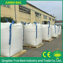Qingdao pp woven bag super sack 1 ton jumbo bag from China