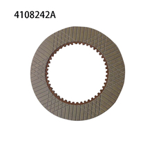 Spare parts manufacturer clutch plate for wheel and excavator loader
