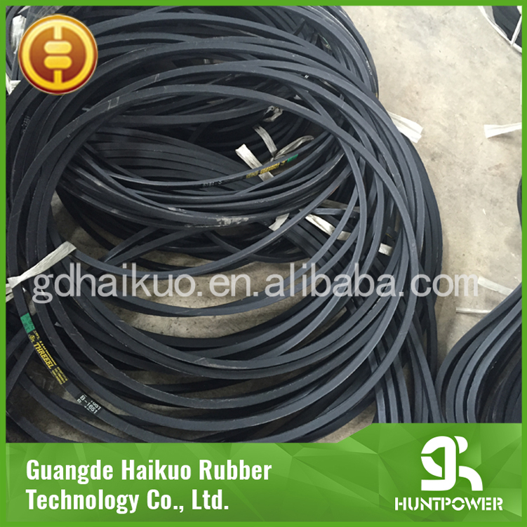 Best quality guarantee v-belt suppliers for cheap price