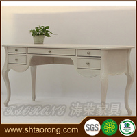 New classic bedroom white dressing table DS-087