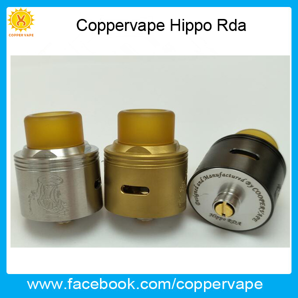 Great flavor hippo rda 510 driptip adapter Easy to build hippo rda compatible all the wire very well