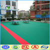 outdoor sport pp floor PP Sport Flooring Interlocking Outdoor Tennis Court