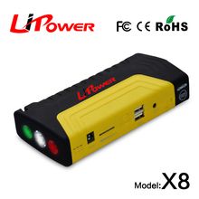 2015 Canton Fair bestselling model Portable Multi-function Car Jump Starter in car emergency tool