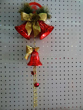 Craft suppliers small Christmas bronze jingle bell