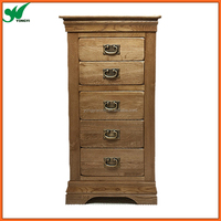 5 Drawers High Wellington Chest/Tall Cabinet