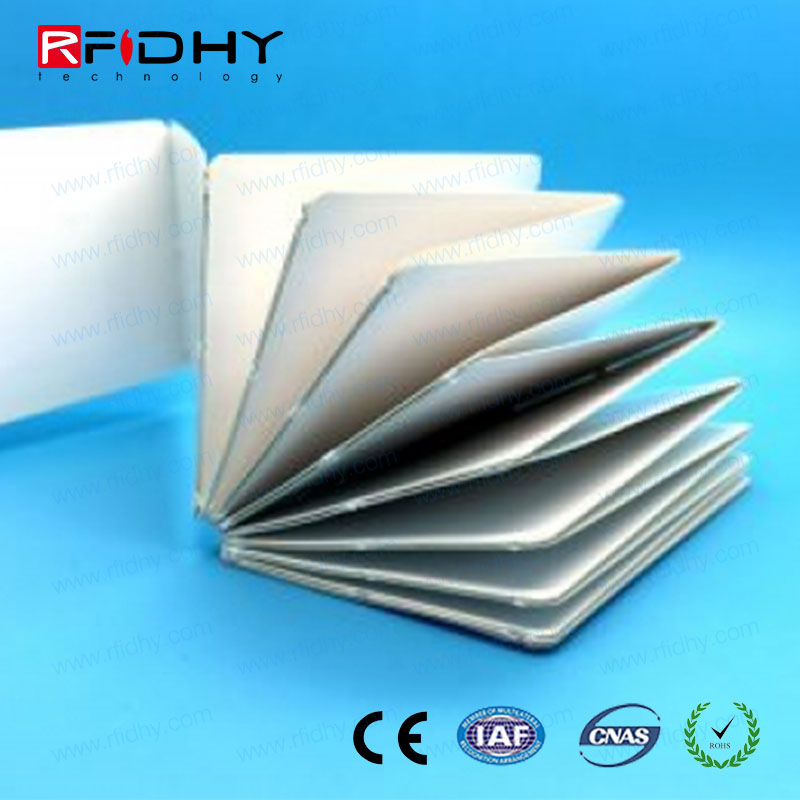 Inkjet PVC MIFARE(R) classic 1k white pvc cards RFID paper card tickets for Zebra card printers