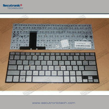 Laptop Keyboard for ASUS UX31 UX31A UX31LA UX31E US Silver without frame