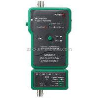 Multi Network Cable Tester Meter RJ45 BNC Tests Cable Line Detector for Cable Line MS6810