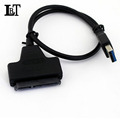 "USB 3.0 to 2.5"" SATA III Hard Disk Drive Cable Data Power Cable Adapter"