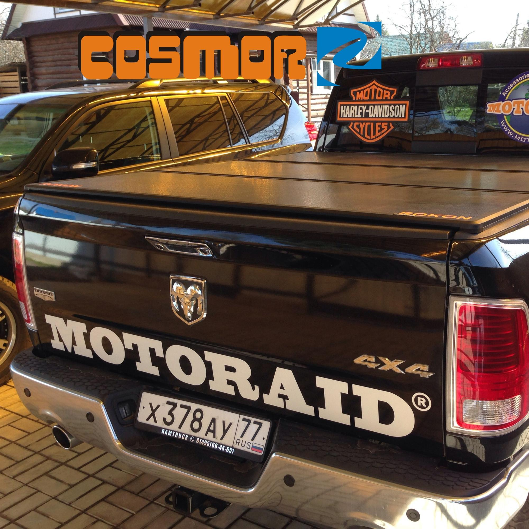 Tri Fold Pickup/Truck Tonneau Cover for 04-11Chevy/GMC Colorado/Canyon Crew Cab 5' S/B