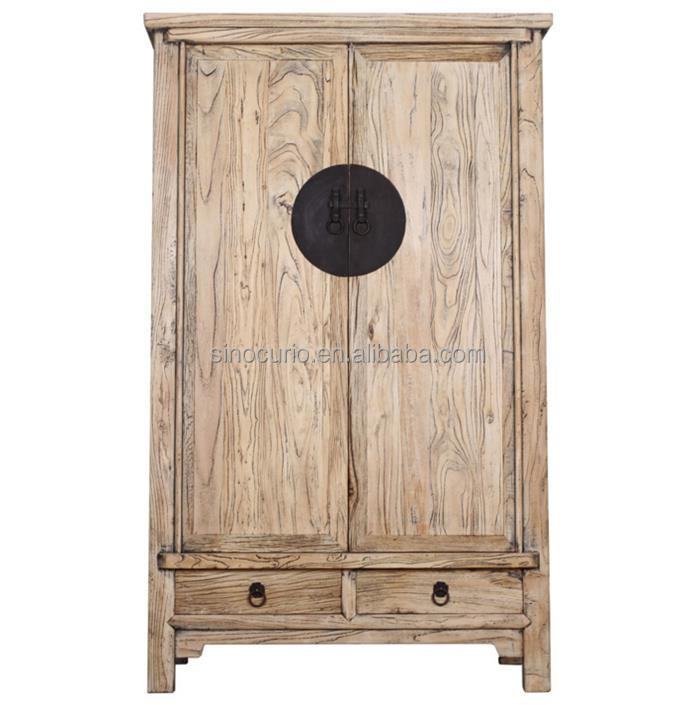 2017 rustic & reclaimed wood furniture wood&wooden almirah designs in bedroom wall wardrobe design