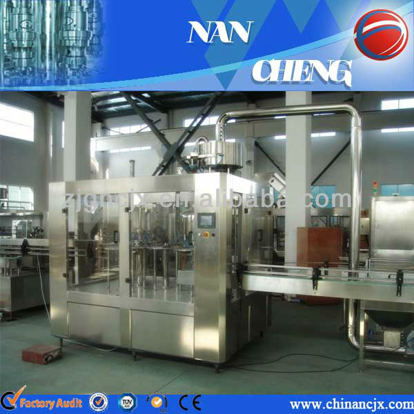 new arrival ! 12-12-5 bottled drinking water 3-1 filling packing system