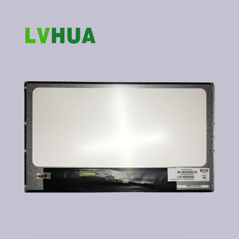 15.6 lcd LED display 40 pin lvds glossy nt156whm n50 NT156WHM-N50 NEW fro laptop second hand lcd monitor