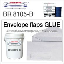 Adhesive Contact Paper Envelope Flap Glue