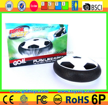 air finger hover football suspending impact ball kids indoor sport soccer players toy